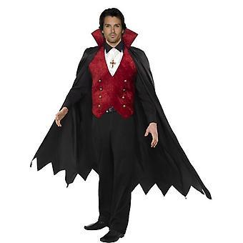 Vampire Costume, Chest 42