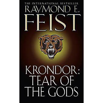 Krondor - repiä jumalia Raymond E. Feist - 9780006483564 kirja