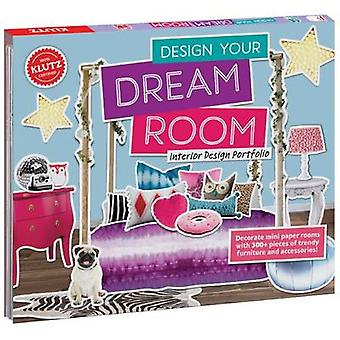 Create Your Dream Room by Editors of Klutz - 9781338037524 Book