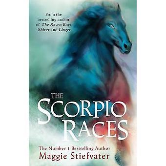Scorpio tävlingarna av Maggie Stiefvater - 9781407178967 bok