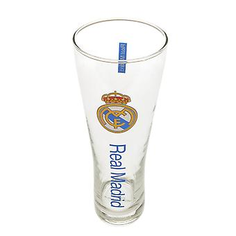 Real Madrid FC Official Tall Beer Glass