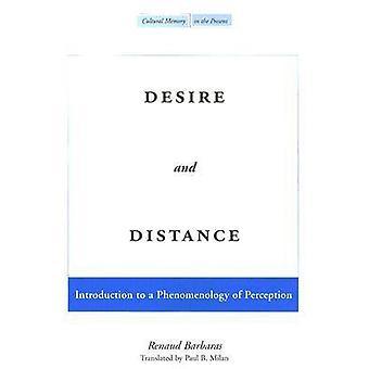 Halu ja etäisyys - fenomenologian käsitys