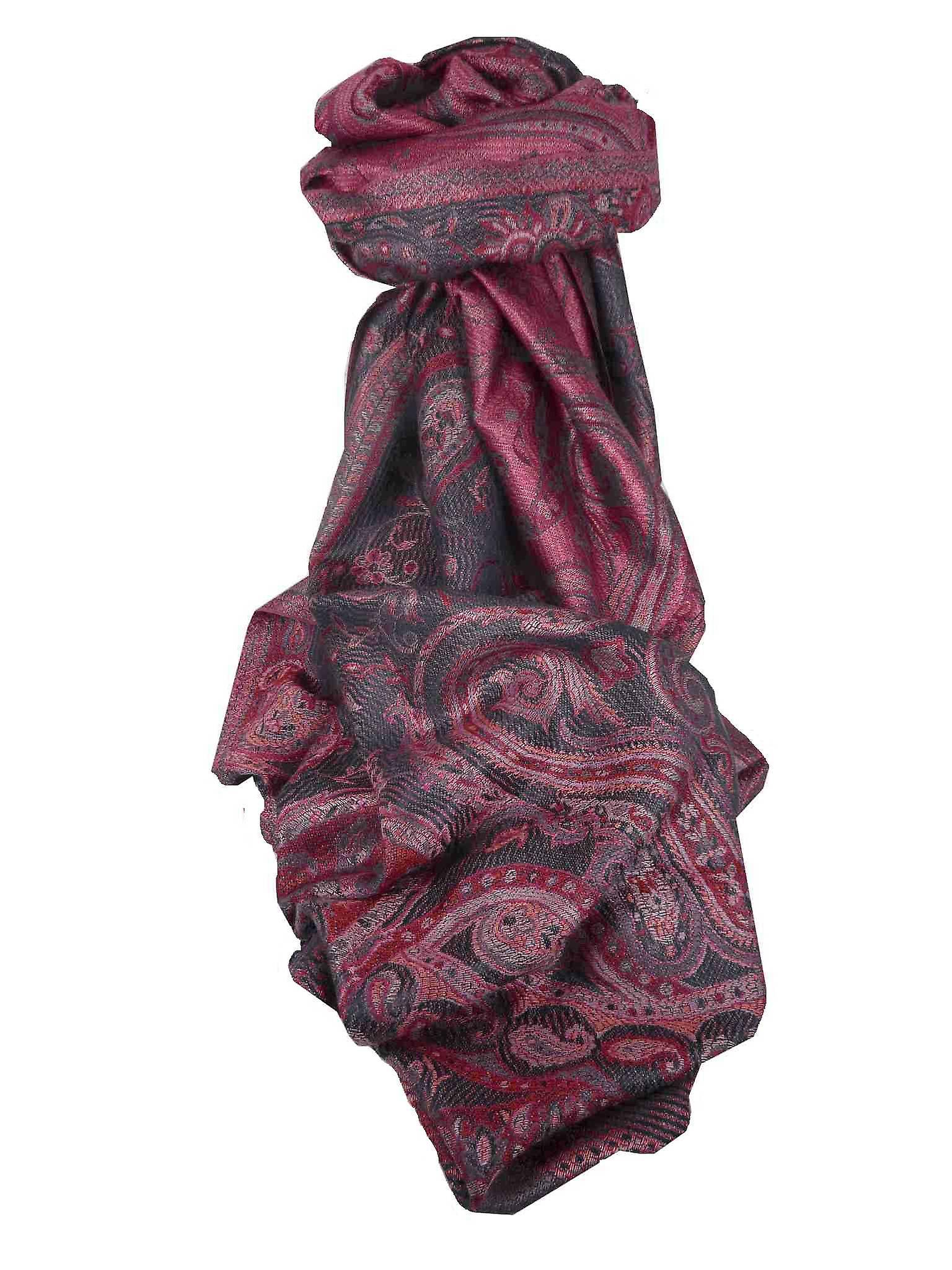 Jamawar Premium Silk Stole Pattern 3583 by Pashmina & Silk