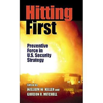 Bater primeiro: Força preventiva na estratégia de segurança dos EUA (Continuum de segurança)