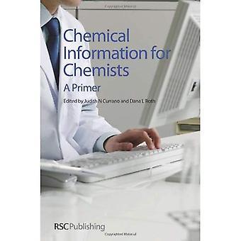 Chemische Informationen für Chemiker: eine Einführung