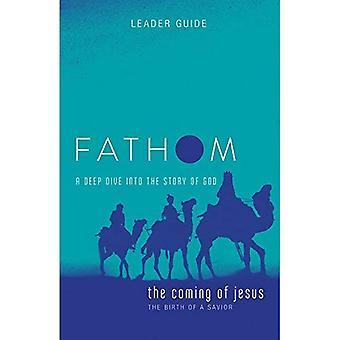 Fathom Bijbelstudies: De komst van Jezus leider gids: een diepe duik in het verhaal van God (Fathom Bijbelstudies)