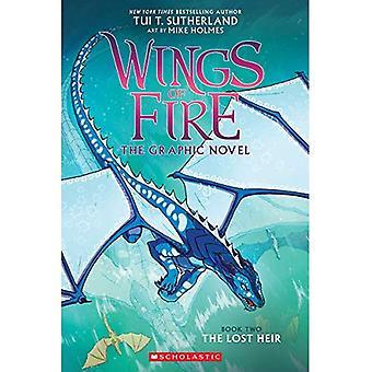 Flügel des Feuers Grafik #2: das verlorene Erbe (Wings of Fire Graphix)