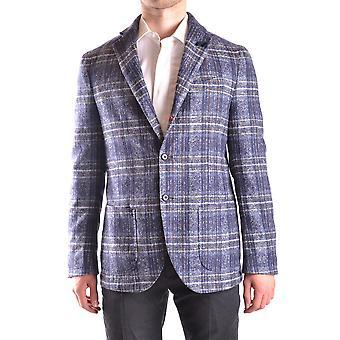 Altea Ezbc048035 Männer's Blaue Wolle Blazer