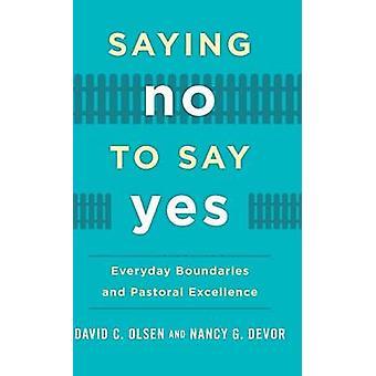 David C. Olsenin kieltäytyminen sanomasta kyllä