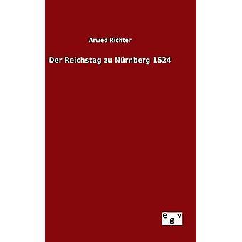 Der Reichstag zu Nrnberg 1524 by Richter & Arwed