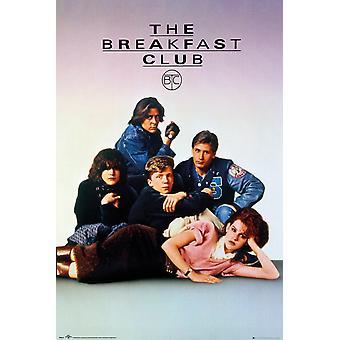 Le Club des petits déjeuners clés Art Maxi Poster 61x91.5cm