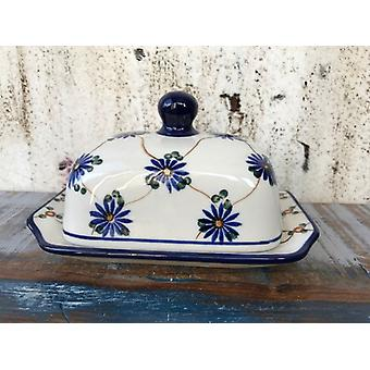 Small butter dish, 15 x 11 x 8 cm, tradition 8, BSN m-737