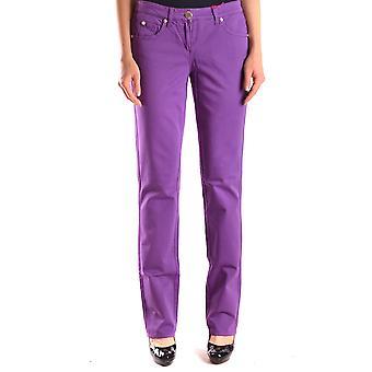 Blugirl Folies Ezbc208001 Femmes-apos;s Purple Denim Jeans