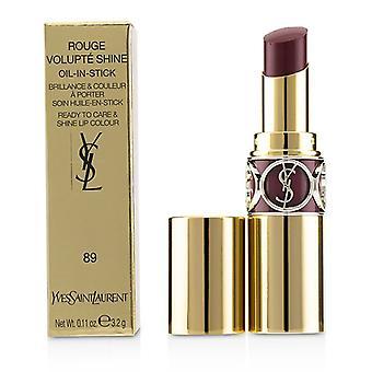 Yves Saint Laurent Rouge Volupte Shine-# 89 Rose blazer-3,2 g/0,11 oz