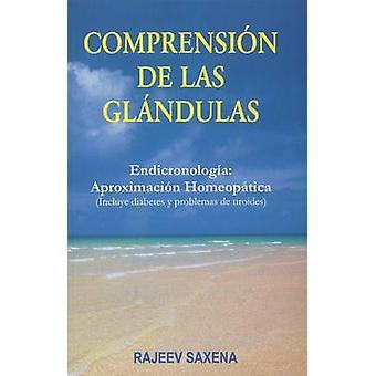 Comprension de las Glandulas by Rajeev Saxena - 9788131905630 Book