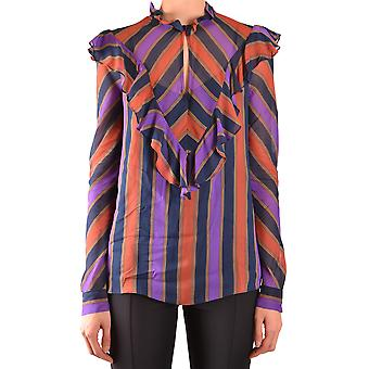 Twin-set Ezbc060205 Women's Multicolor Viscose Blouse