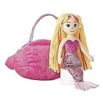 Aurora verden rosa konkylie Fancy Pals Carrier