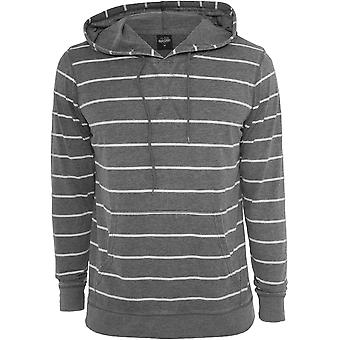 Urban Classics Men's Hooded Pulling Burnout