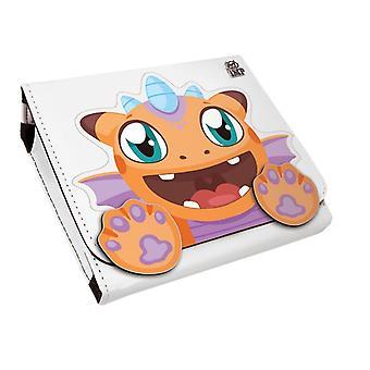 Monster suojaava kanto laukku (Nintendo 2DS)