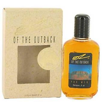 Oz Of The Outback By Knight International Cologne 2 Oz (men) V728-526647