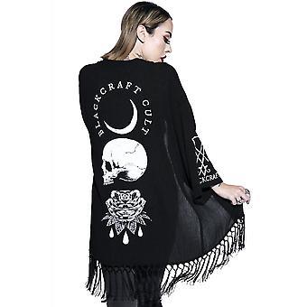 Blackcraft Cult henget kuolleiden Kimono