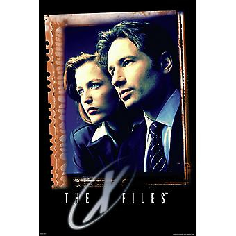 The X-Files Poster Akte X - Der Film Fight the Future 91,5 x 61 cm