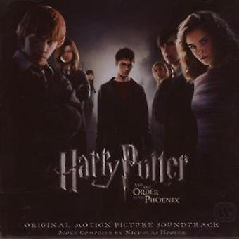 Various Artists - Harry Potter and the Order of the Phoenix [Original Motion Picture Soundtrack] [CD] USA import