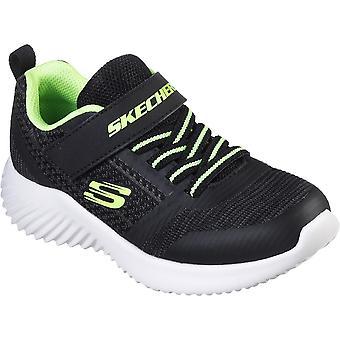 Skechers लड़कों Bounder-ज़लो लचीला स्पोर्टी एथलेटिक जूते