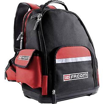 Facom Laptop backpack Suitable for up to: 38,1 cm (15) Black, Red