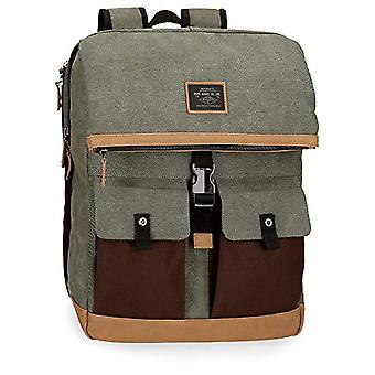 Pepper Jeans Wildshire Backpack Casual 44 centimeters 21.78 Multicolor (Multicolor)