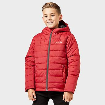 New Freedom Trail Kids' Blisco Padded Jacket Red