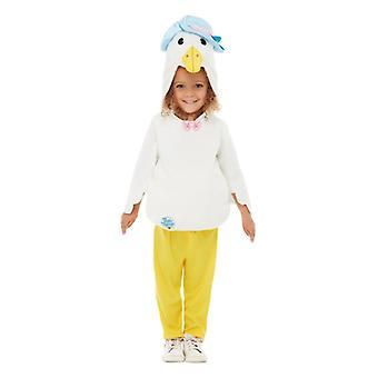 Per i più piccoli Peter Rabbit Jemima Puddle Duck Fancy Dress Costume