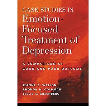 Gevalstudies uit de emotie-gerichte behandeling van depressie - een vergelijking