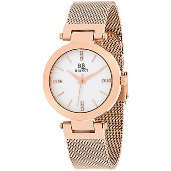 Roberto Bianci Women's Cristallo Silver Dial Watch - RB0402