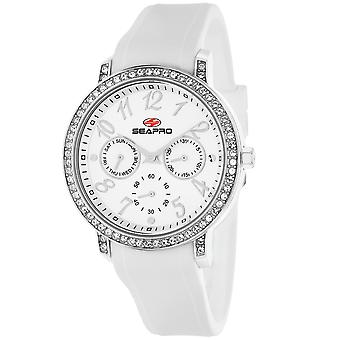 Seapro Women-apos;s Swell Silver Dial Watch - SP4410