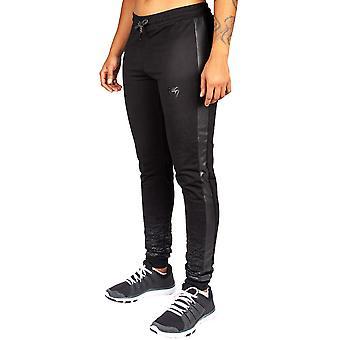 Venum Mujeres's Camoline 2.0 Jogging Pantalones - Negro/Negro