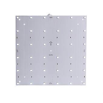 LED paneel modulair paneel II 6x6 CW 6300 K 8 W 265x265 mm wit aluminium dimbaar IP20