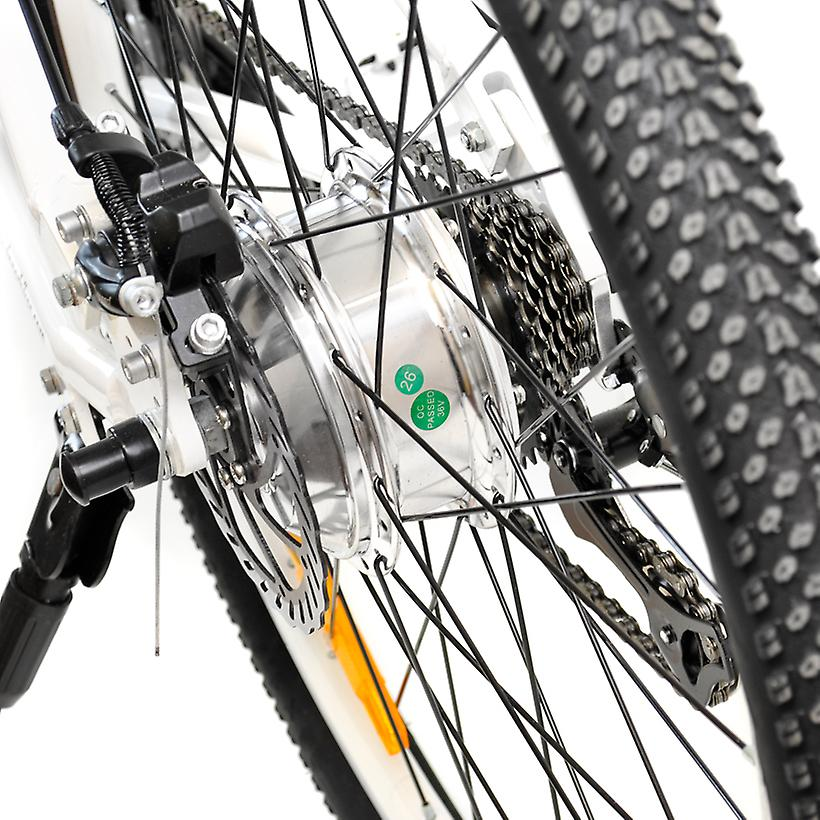 Z4 21-Speed Folding Electric Mountain Bike 26