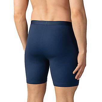 Mey Men 43024-668 Men's High Performance Yacht Blue Long Shorts