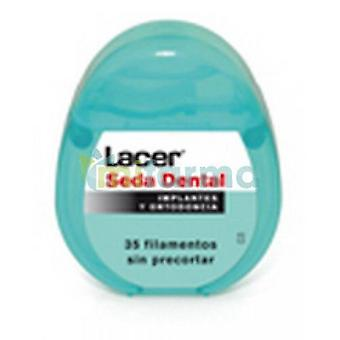 Lacer Ptfe lacer dental floss 50 meters