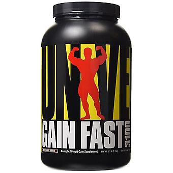Universal Nutrition Gain Fast 3100 Cream and Cookies 2300 gr