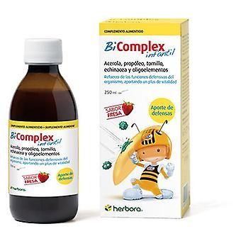Herbora Bi Complex Infantil Syrup 250 ml