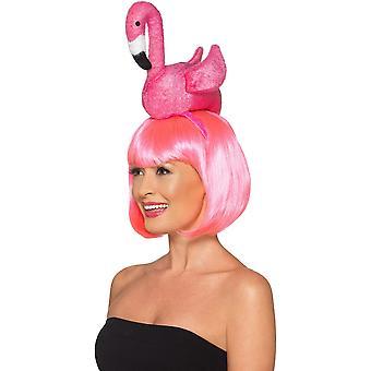 Flamingo bentiță bentiță carnaval accesoriu pasăre roz