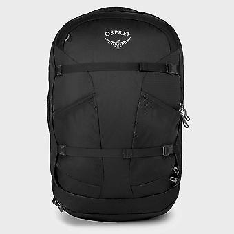 Ny Osprey Farpoint 40 liters resa ryggsäck (M/L) utrustning Pack grå