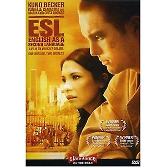 E. S. L-Englanti as A Second Language (2008) DVD-elokuva