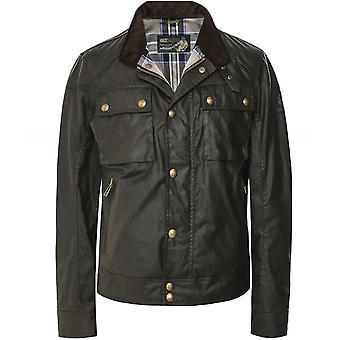Belstaff Waxed Cotton Racemaster Jacket