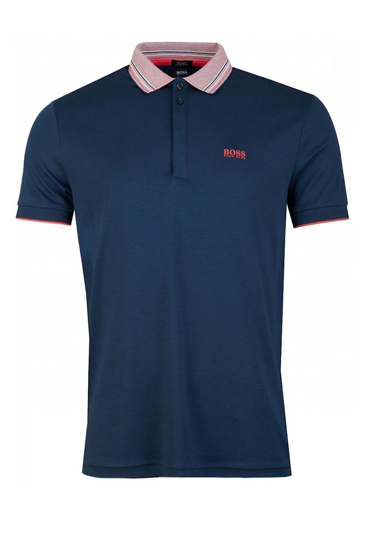 BOSS Athleisure Boss Paddy 1 Polo Shirt Navy