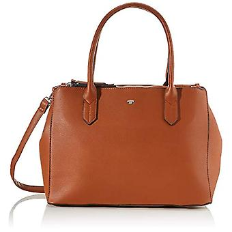 Tom Tailor Acc Roma - Bags Tote Donna Brown (Cognac) 36x27x14 cm (W x H L)