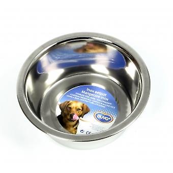 Duvo+ Inox 4700Ml Feeder / 28cm (Dogs , Bowls, Feeders & Water Dispensers)