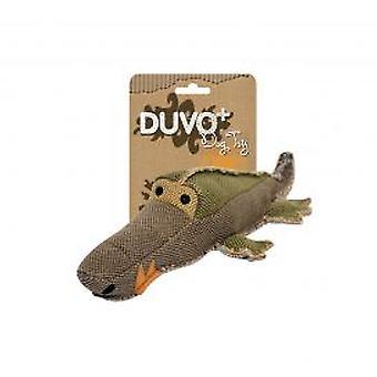 Duvo+ Canvas Dog Toy Crocodile (Dogs , Toys & Sport , Stuffed Toys)